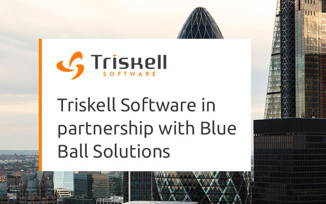Triskell Software in partnership with Blue Ball Solutions