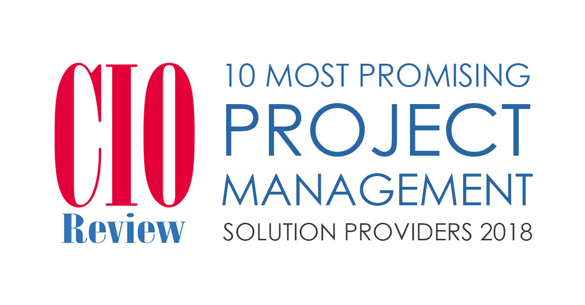 "Triskell Software has been named ""CIO Review 10 most promising Project Management providers in 2018"""