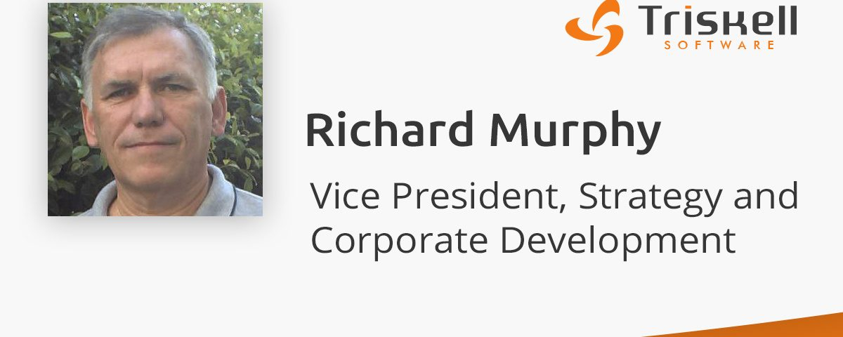 Richard Murphy joins Triskell Software