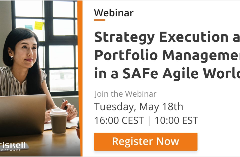 Strategy Execution and Portfolio Management in a SAFe Agile World